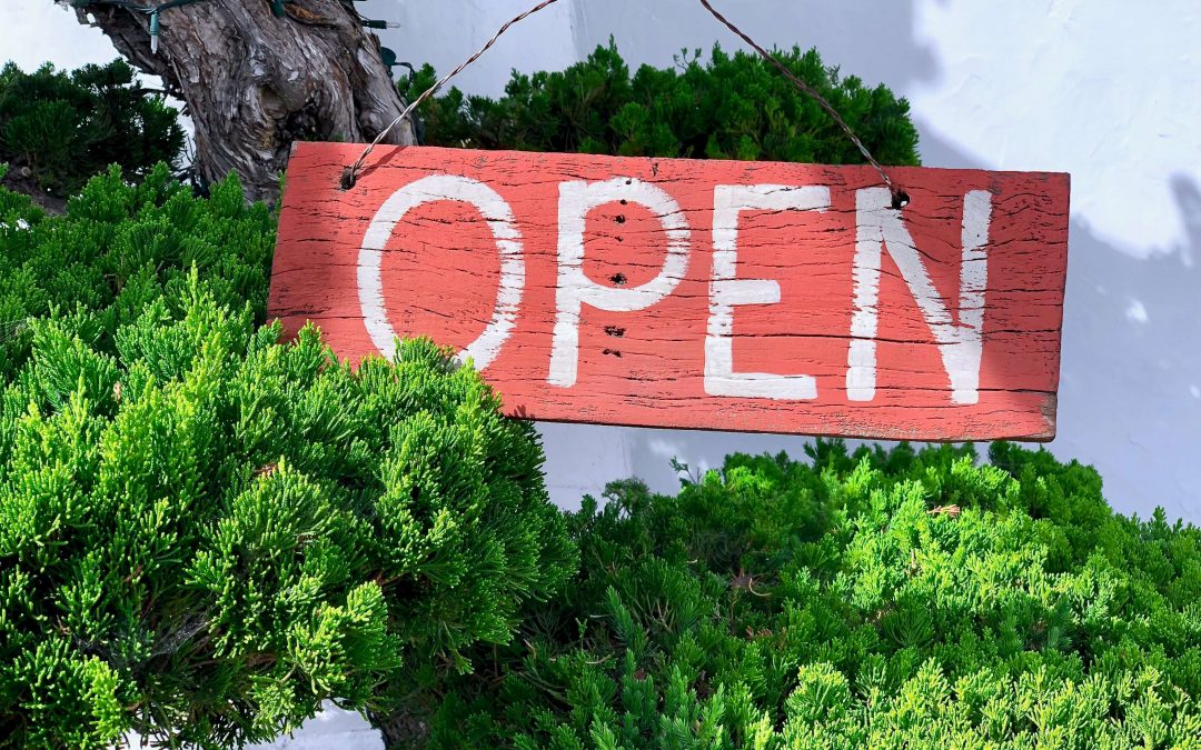 Re-opening securely from 8th June
